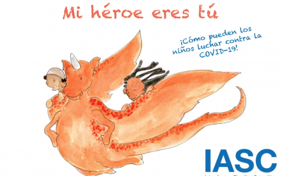 Beautiful recording for UNICEF -My Hero is You-
