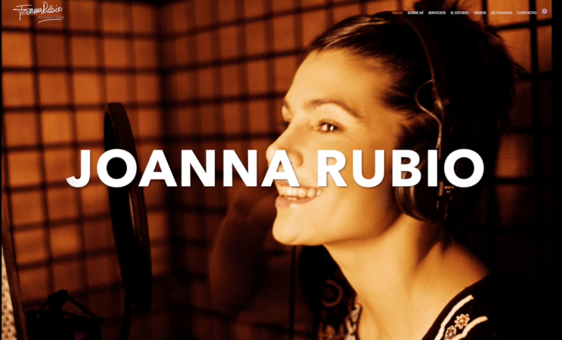 Spanish Voiceover talent with RECORDING STUDIO -SHOWREEL 2021